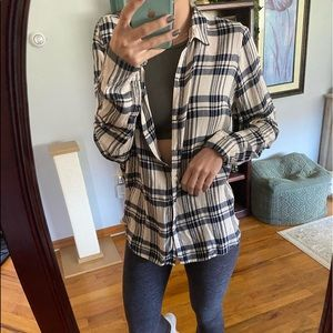 Cozy flannel Lucky Brand